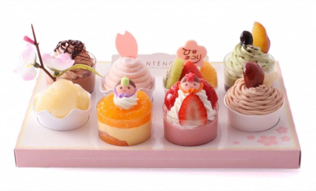 アンテノール ひな祭り ひなまつり ケーキ 2019 スイーツ