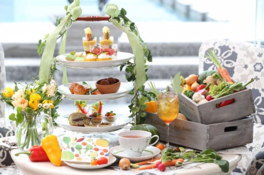 ラスイート神戸 ホテル ラ・スイート神戸ハーバーランド グラン・ブルー 2019 アフタヌーンティー 5月 6月 開催期間 値段
