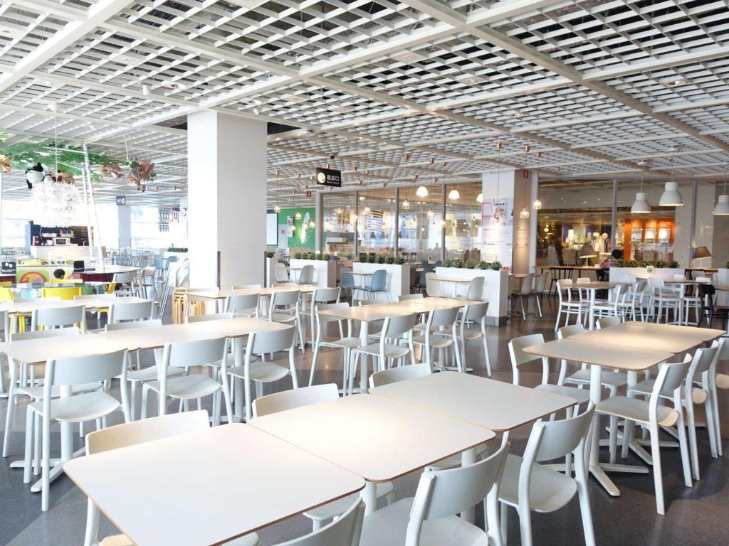 IKEA レストラン 神戸 イケア