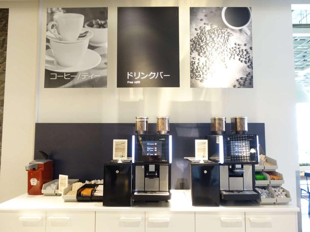 IKEA レストラン 神戸 イケア 会員 メンバー ドリンクバー 無料 ドリンク 飲み放題