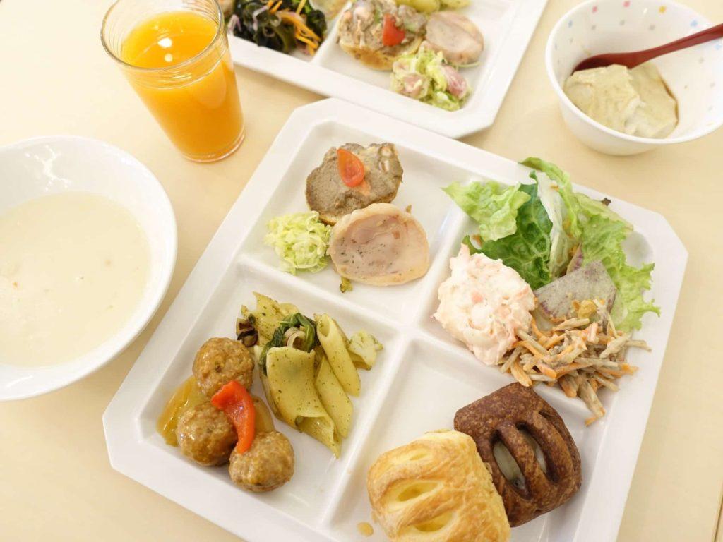 グランメール芦屋 神戸 元町 三宮 ランチ 食べ放題 ビュッフェ バイキング 値段 時間