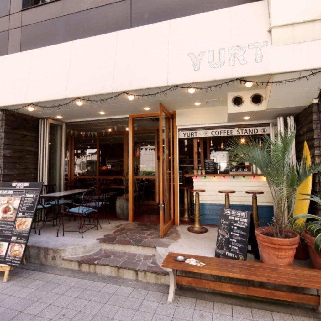 YURT 神戸店 場所 行き方 アクセス