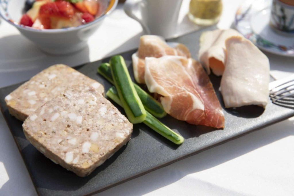 神戸 北野ホテル 世界一の朝食 朝食 Hyogolaise ひょうごレーズ 2019 6月