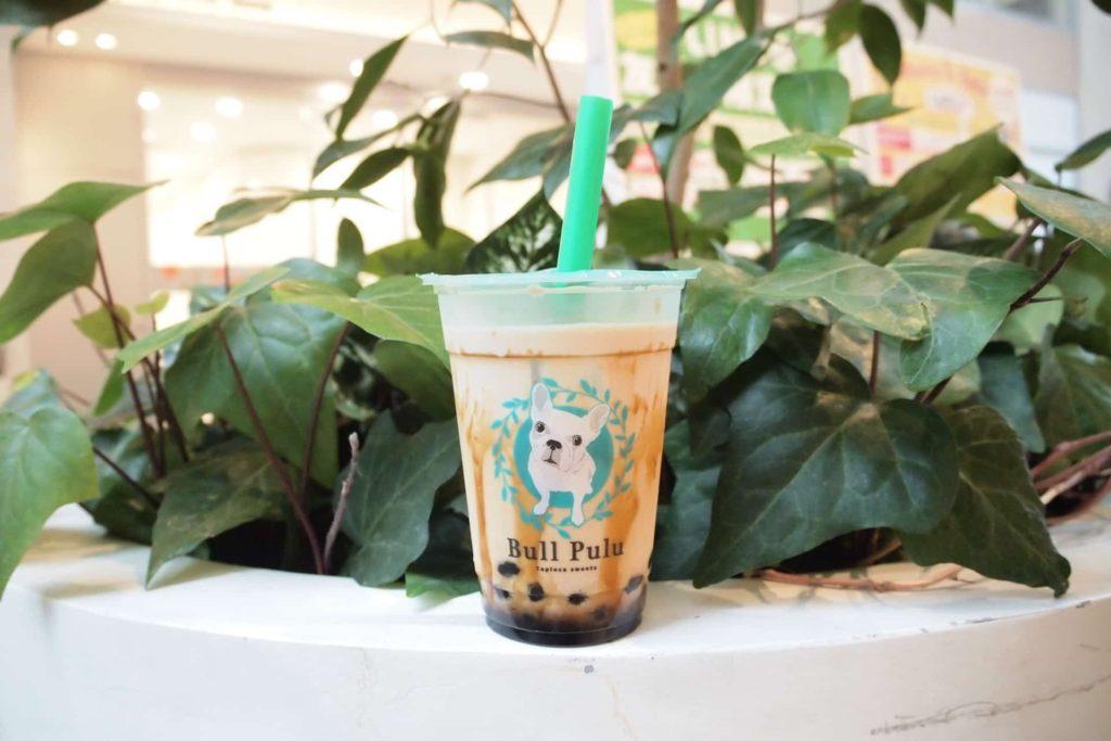 ブルプル おすすめメニュー 黒糖 美味しい おいしい 黒糖ミルク ハーバーランド 神戸 Bull Pulu umie ウミエ