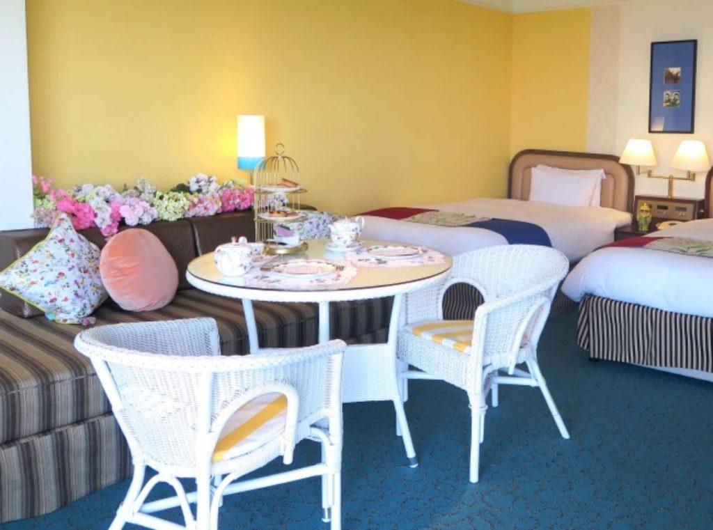 神戸ポートピアホテル Chesty チェスティ コラボ プロデュース 客室 ルーム 2019
