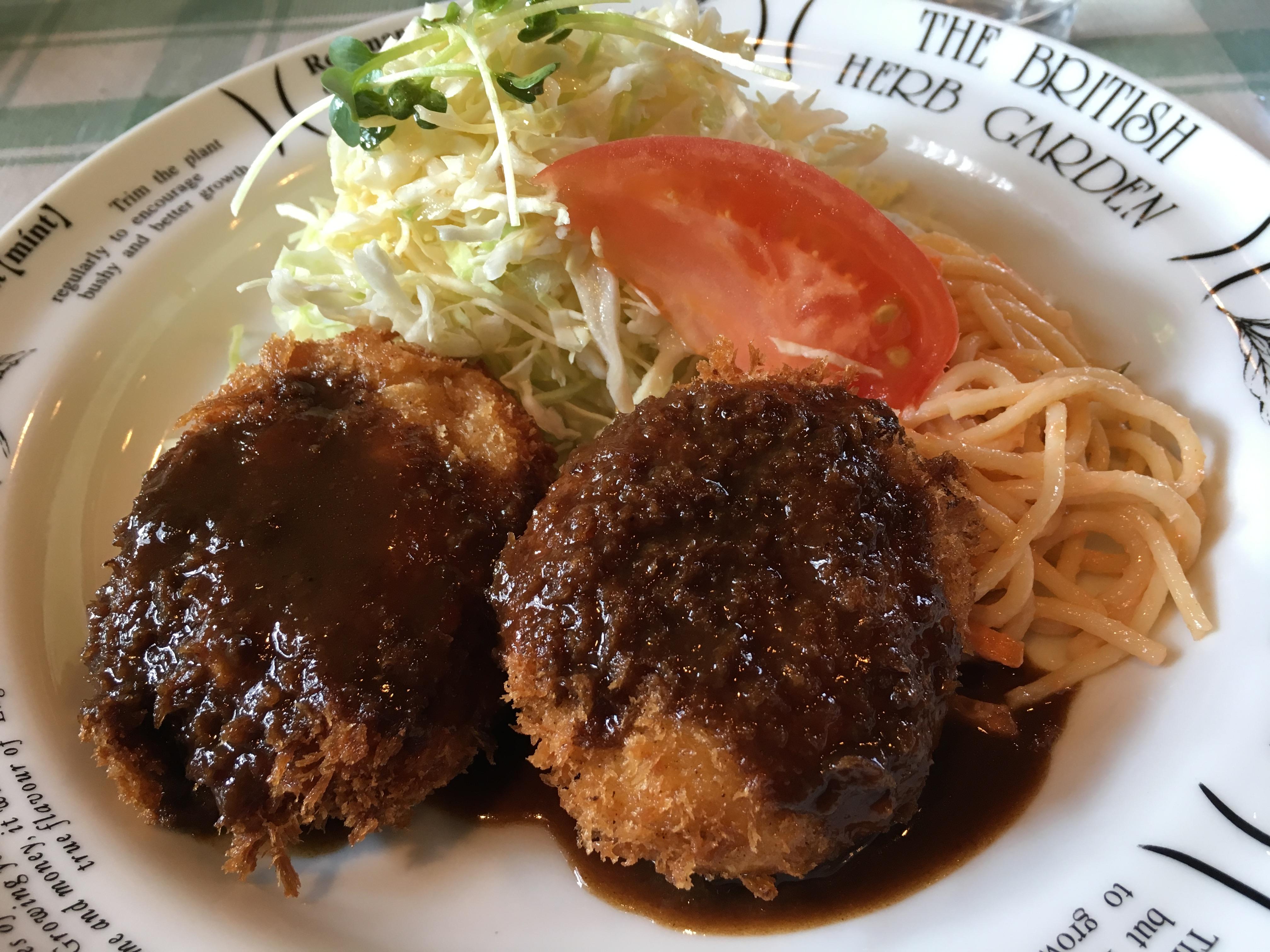 井上さんの手造り − 六甲アイランドで700円台から楽しめる洋食ランチ。日替わりランチが特に人気!