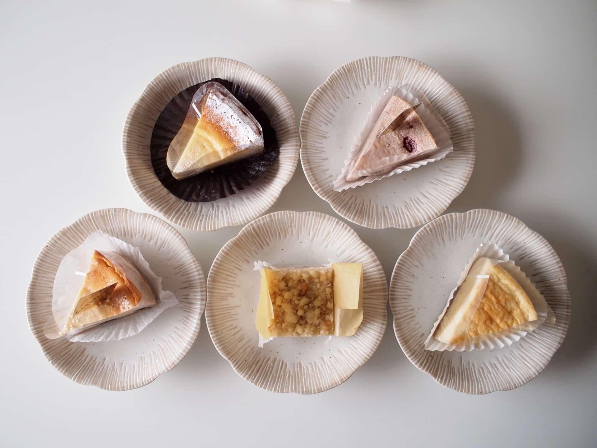 カッサレード − 神戸・住吉にあるチーズケーキ専門店。食べ比べしたい約20種類