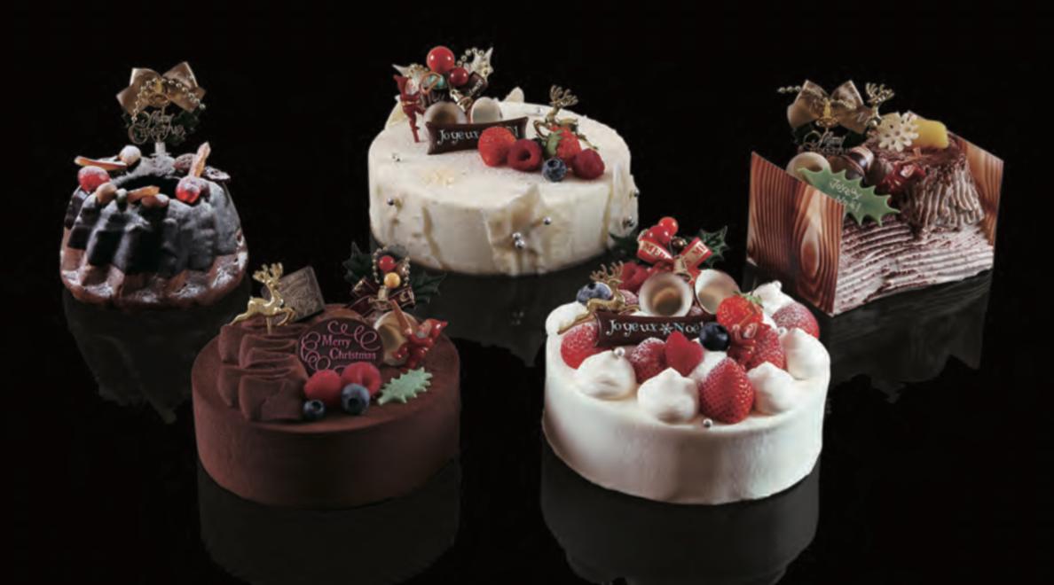 2017年版★神戸のホテル・パティスリーのクリスマスケーキ・シュトーレンまとめ