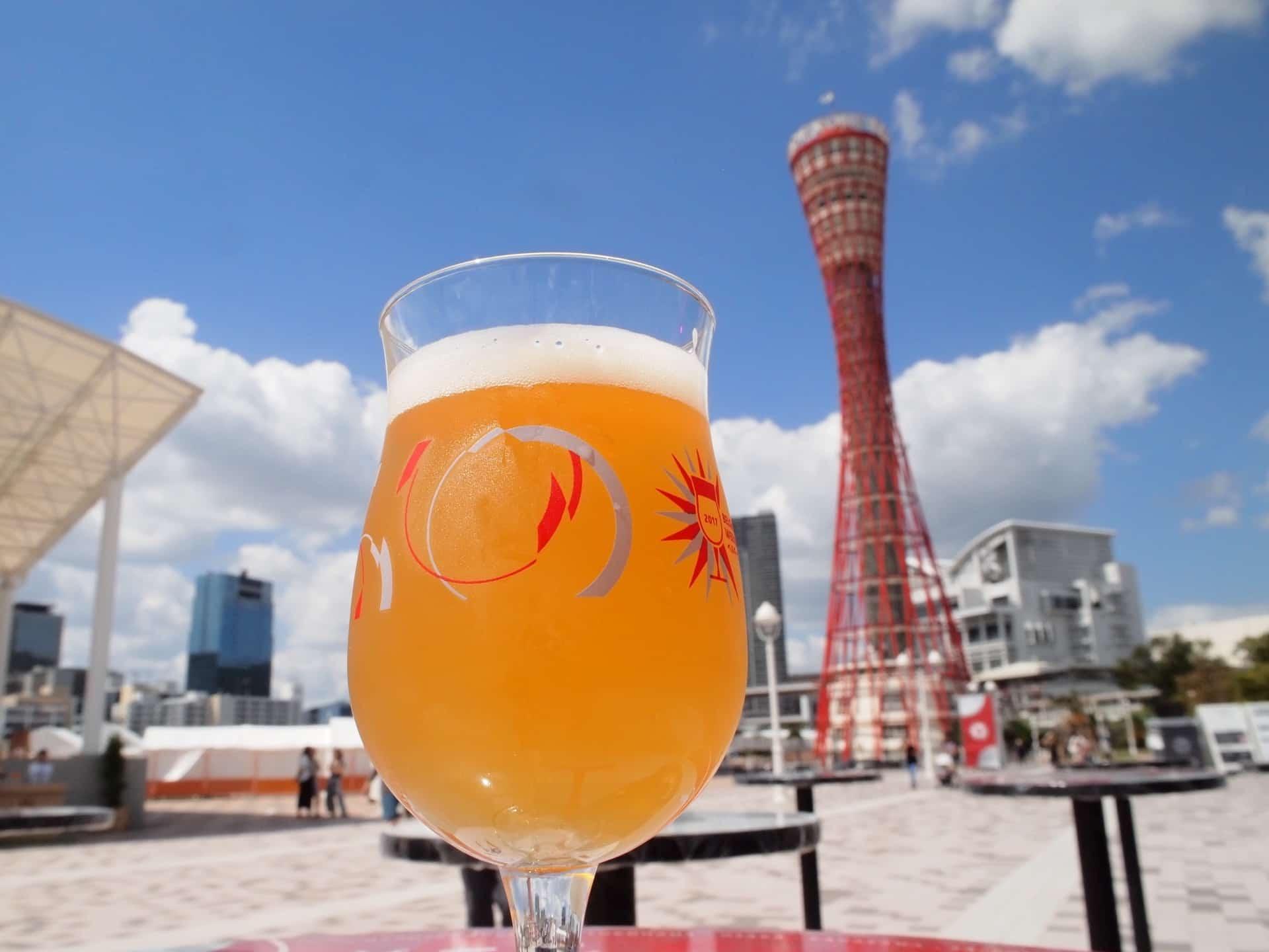 ベルギービールウィークエンド2018@神戸!ビールが苦手な人でも楽しめる美味しいイベント