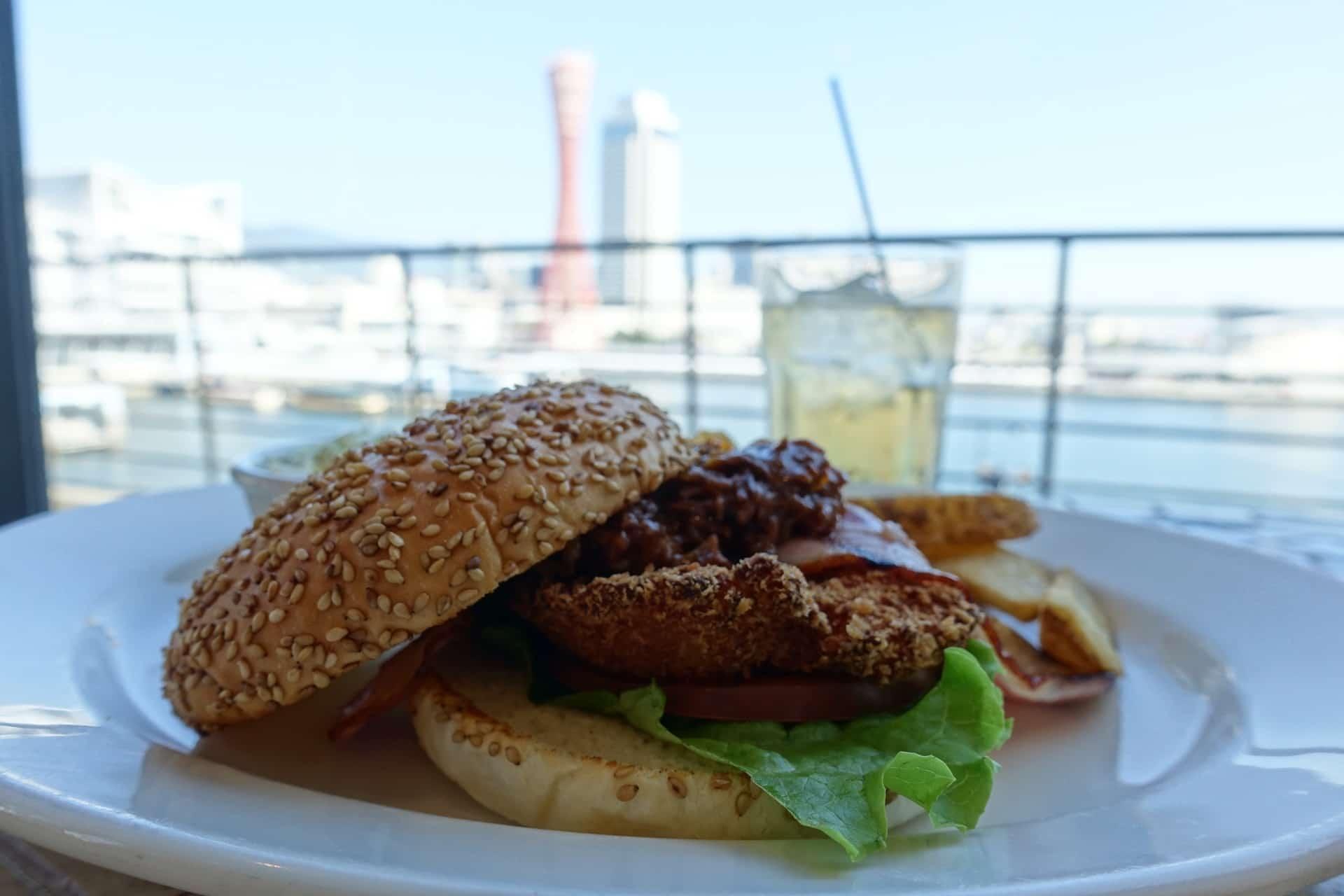 トニーローマ神戸ハーバーランド店 − umieにある絶景レストランでランチ!お肉が食べたくなったらここ