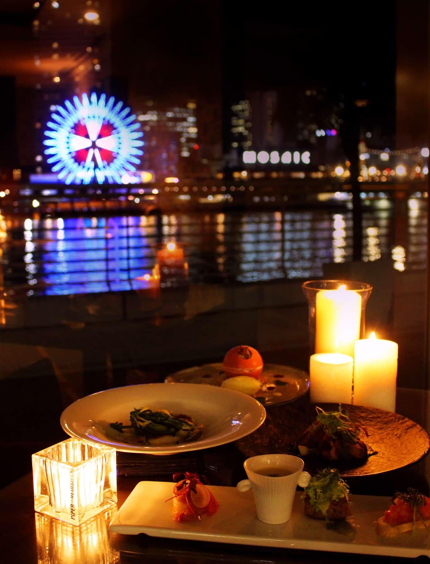 1日2組限定!「神戸メリケンパークオリエンタルホテル」で神戸の夜景を見ながらディナーデート