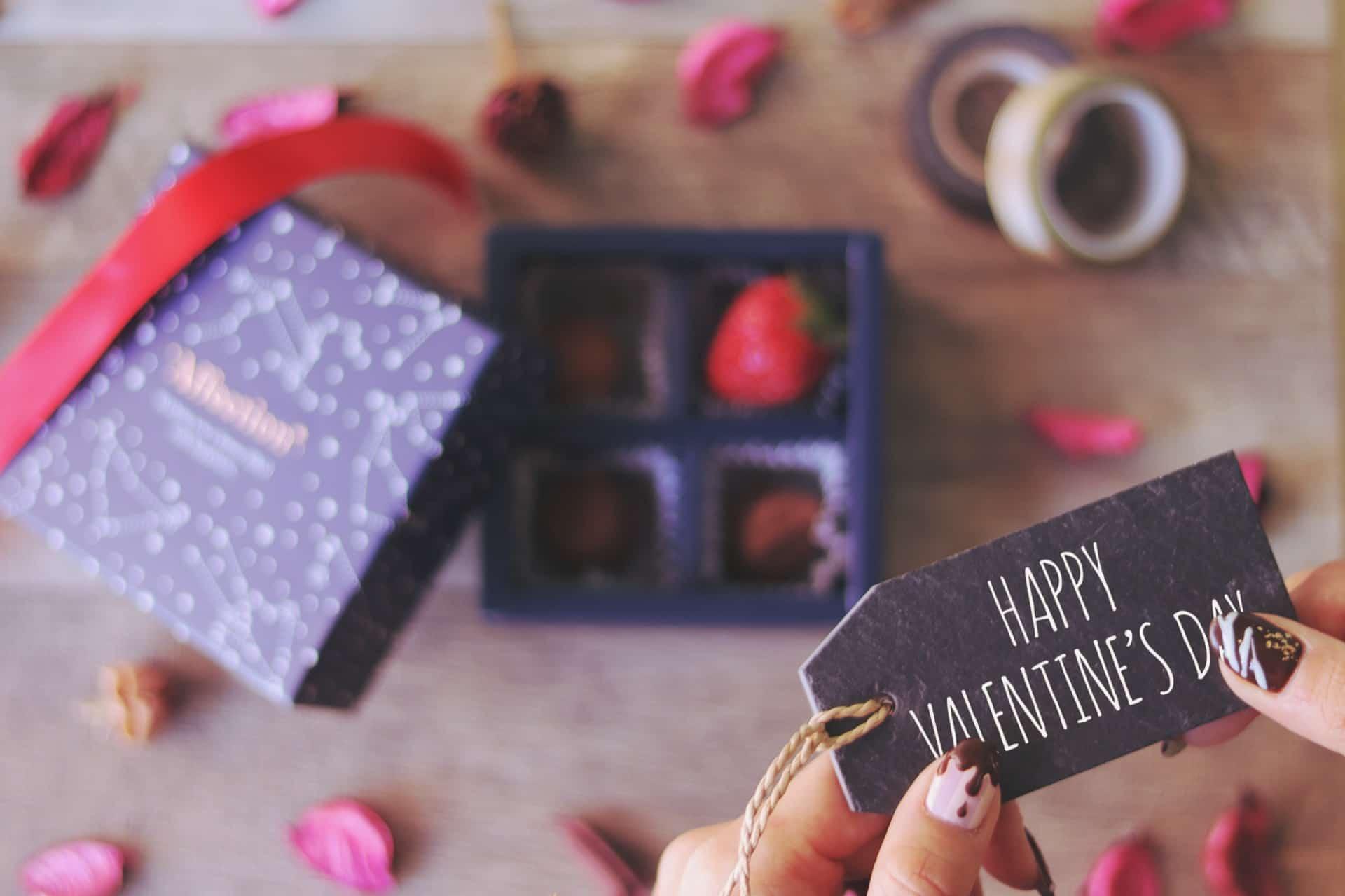 大丸神戸店で開催の「ショコラプロムナード」。2018年のバレンタインチョコが集結