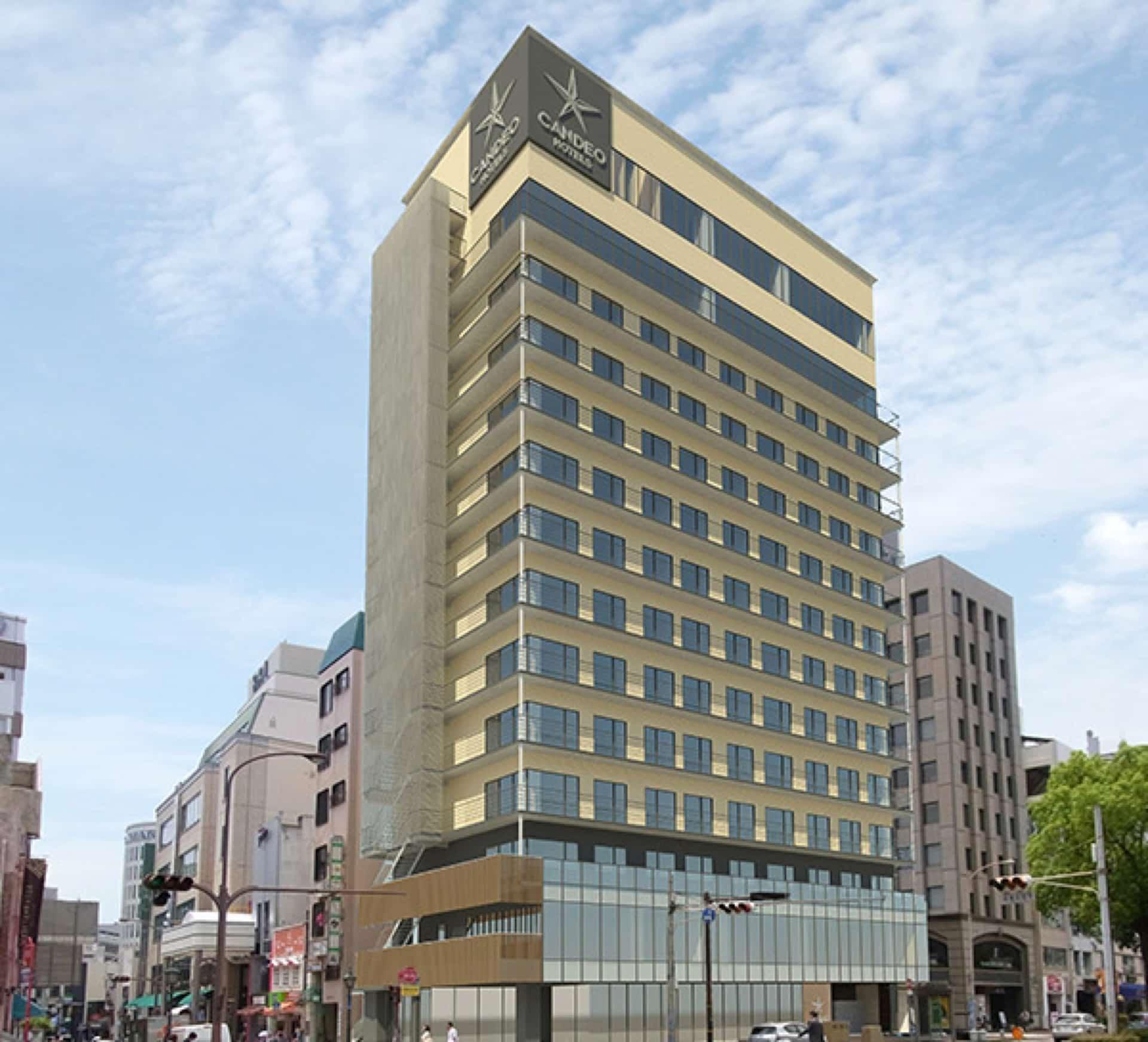 2018年4月「カンデオホテルズ神戸トアロード」オープン!三宮・元町の真ん中でアクセス抜群の立地