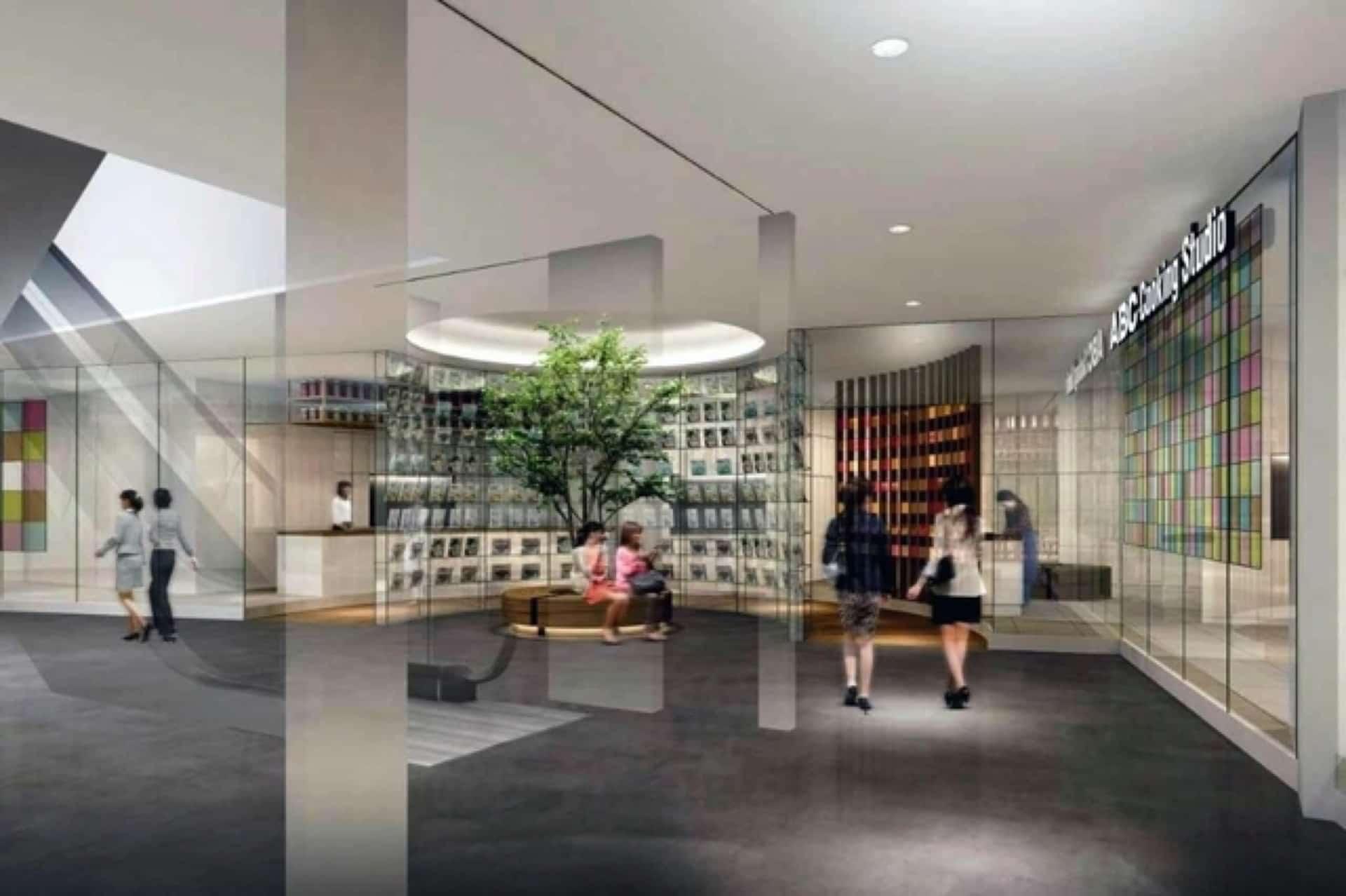 2018年5月、神戸BALに「スターバックスコーヒー」オープン!神戸エリア最大規模のショップ