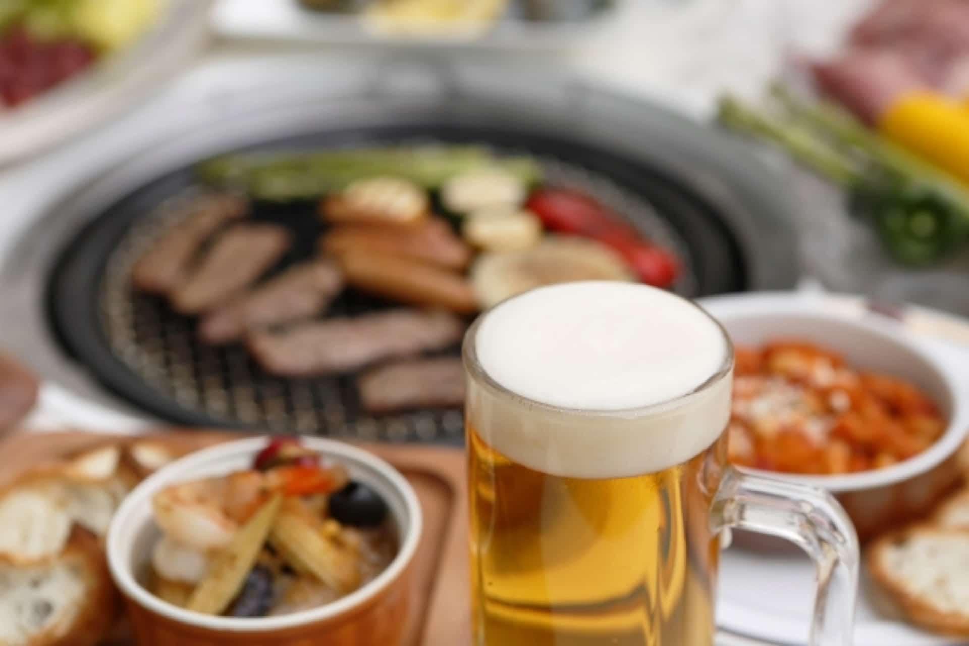 バーベキューや女子会プランも!ホテルオークラ神戸のビアガーデンはイベントもたっぷり