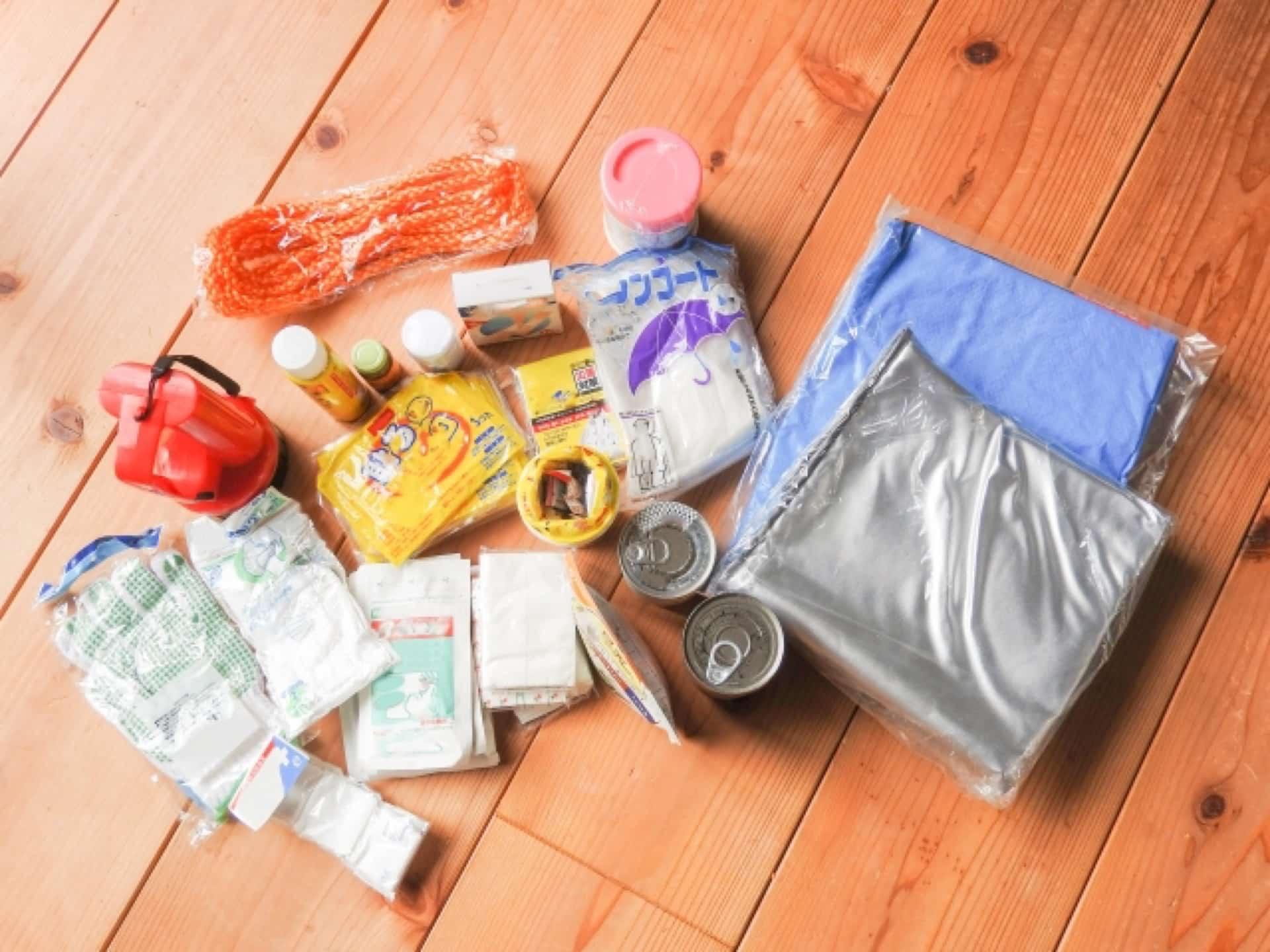 阪神淡路大震災の経験から伝える、今日からできる防災対策・おすすめ備蓄グッズ