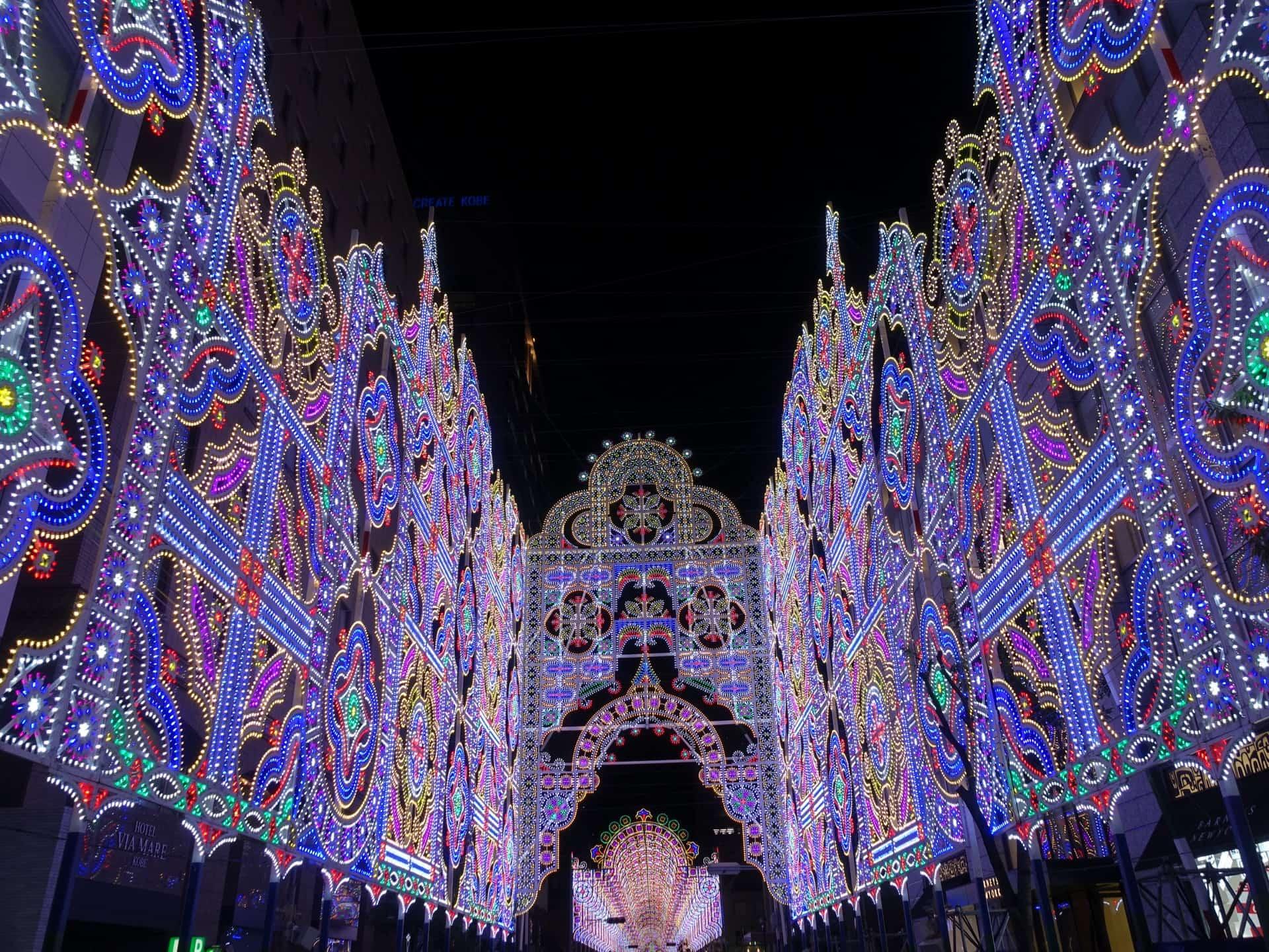 「神戸ルミナリエ2019」の開催期間・時間・場所がすべてわかる!鑑賞のポイントも◎