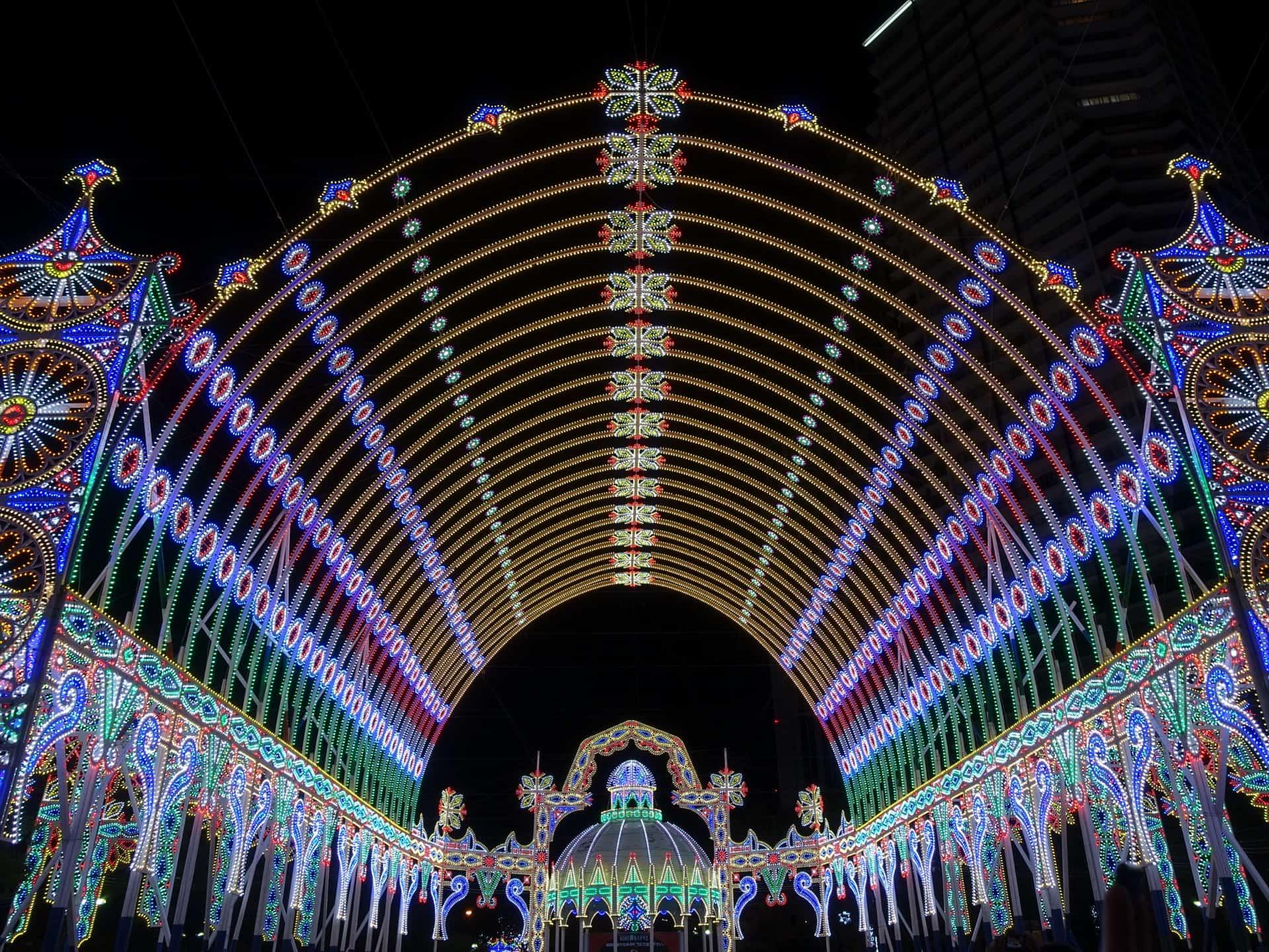 【2018年】神戸の冬イルミネーションまとめ。ルミナリエをはじめクリスマスデートにもおすすめの人気スポットをチェック✔️