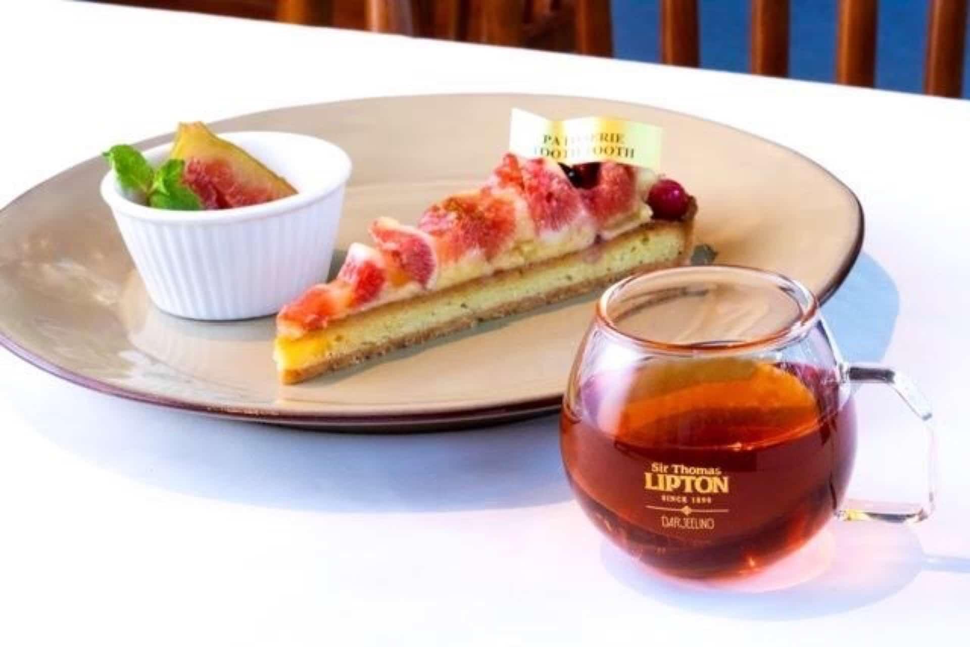 2018年11月1日「紅茶の日」にリプトンの紅茶を楽しめるイベント「TEASTING」が神戸で開催