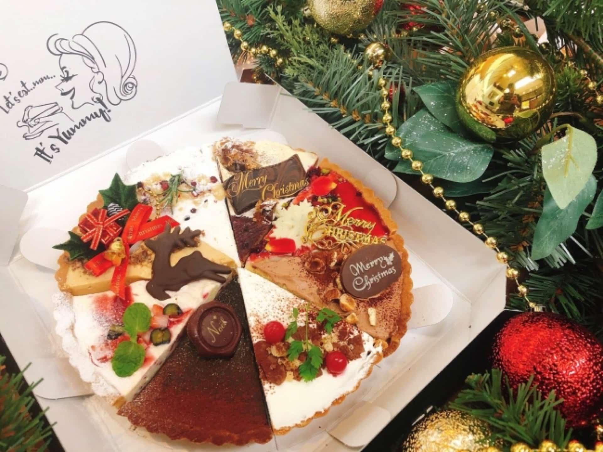 マルサンカクシカクも!神戸マルイの2018年のクリスマスケーキ&スイーツをチェック✔️