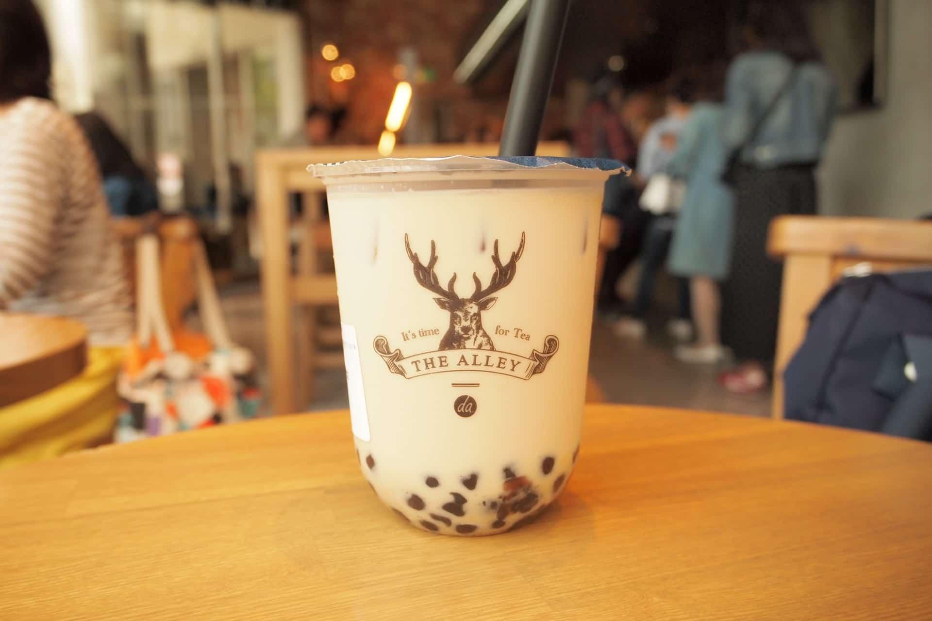 THE ALLEY(ジアレイ)神戸三宮店 − タピオカで外せないお店。並ぶ価値のある本格的な味わい