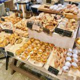 ノースショア神戸(Goodays BAKERY) − ハーバーランドでパン食べ放題ランチ!種類豊富!