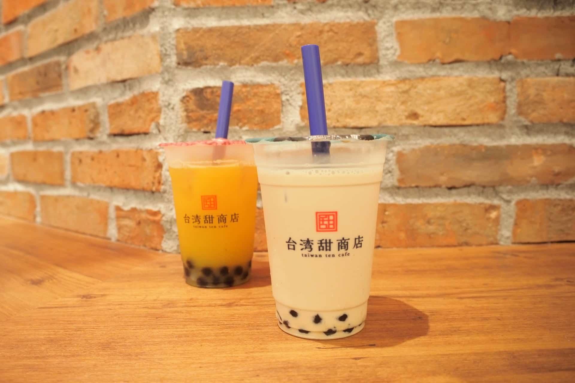 台湾甜商店 神戸三宮さんちか店 − タピオカや台湾スイーツが楽しめる!JR三ノ宮駅からもすぐの場所