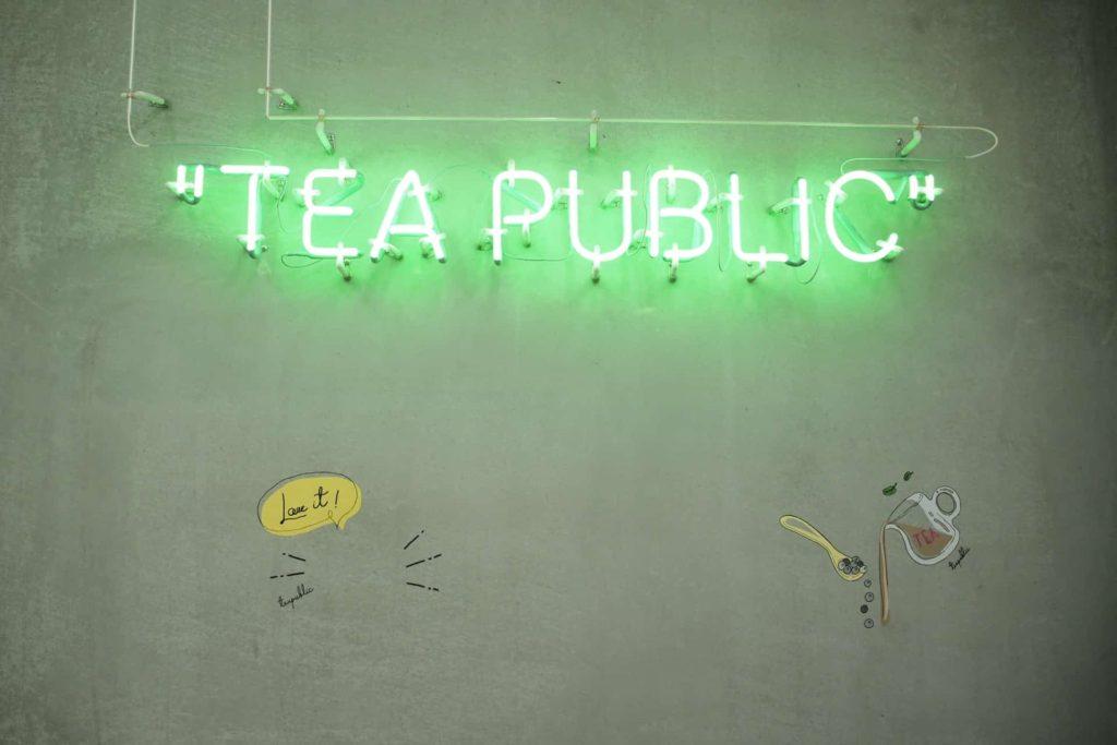 TEA PUBLIC ティーパブリック タピオカ 三宮 三ノ宮 神戸 インスタ映え フォトジェニック