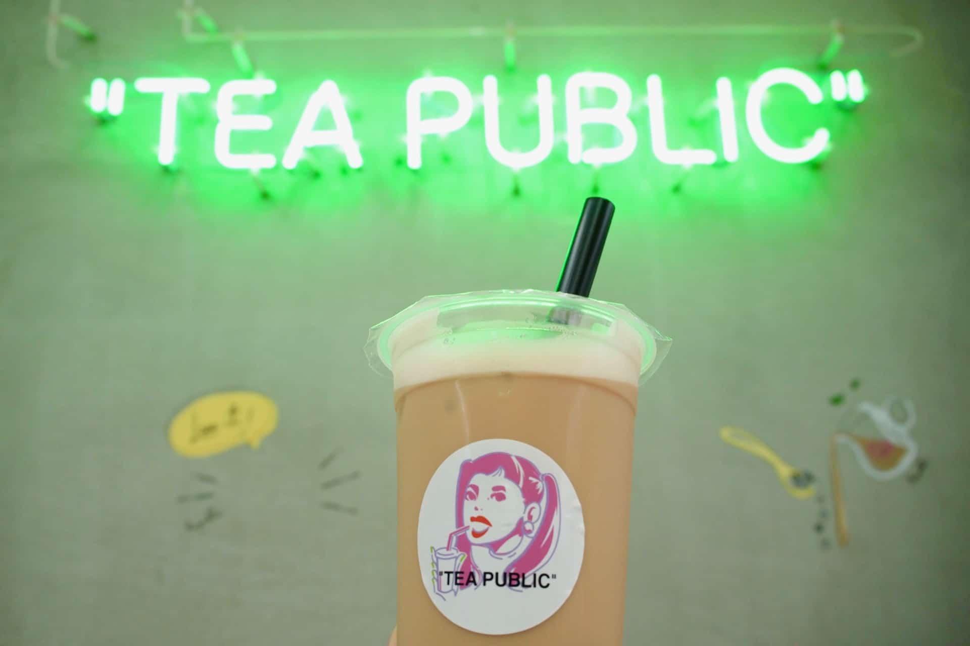 TEA PUBLIC(ティーパブリック)三宮店 − タピオカをセンタープラザ西館で。メニューも豊富!