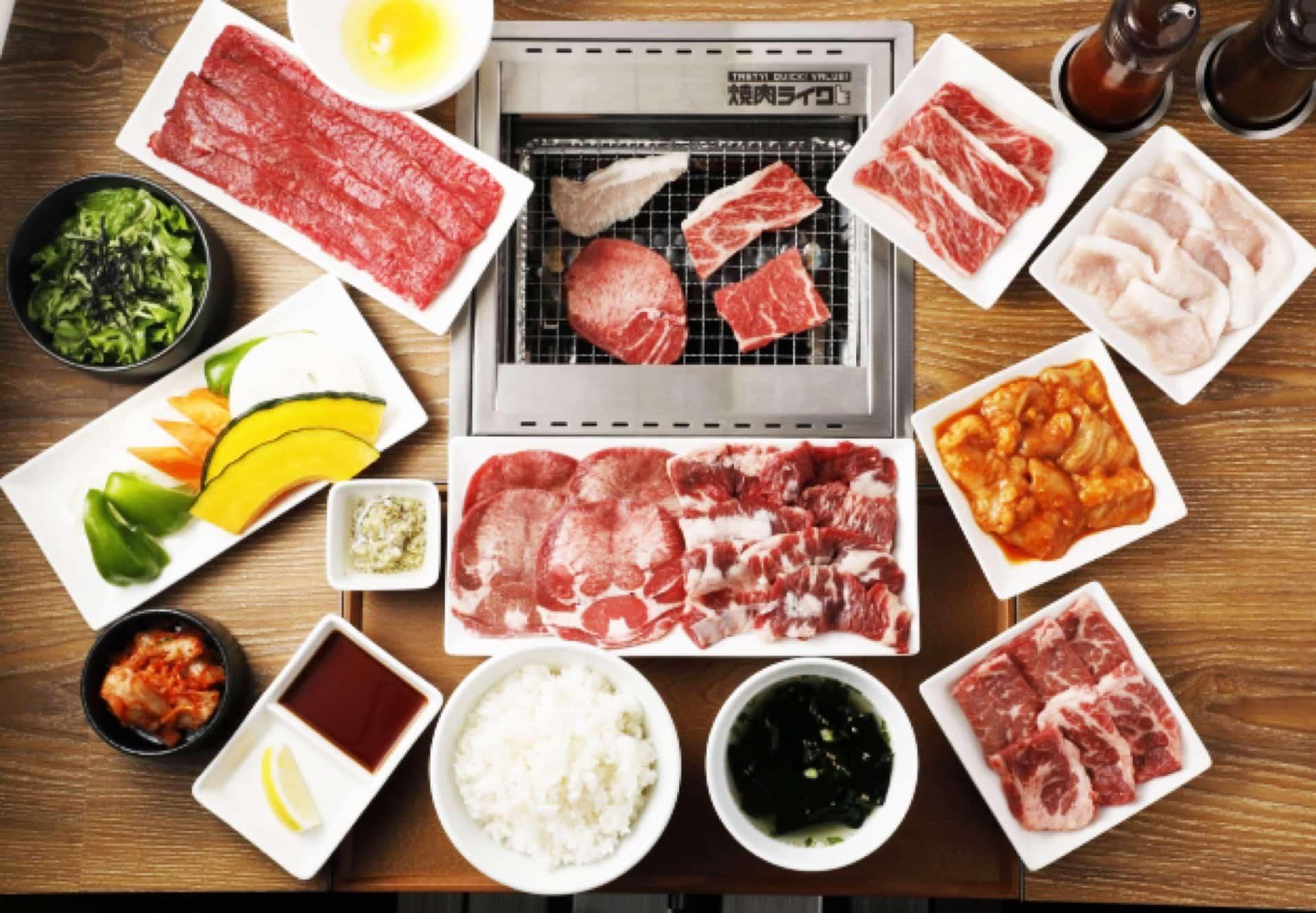 焼肉ライク 神戸三宮店 − 9月オープン!290円で食べられるオープニングキャンペーンも