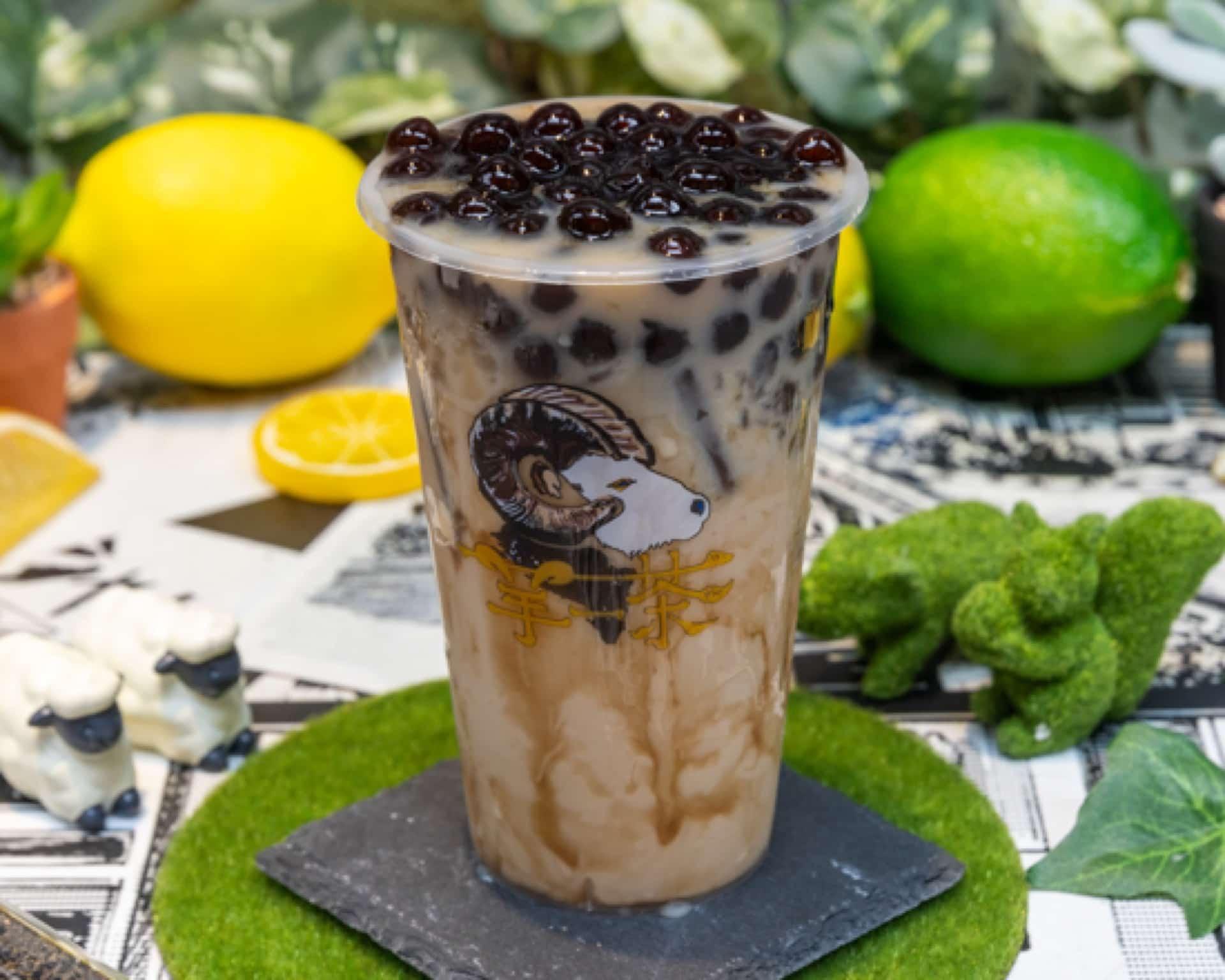 羊一茶 三宮店 − 台湾黒糖生タピオカ専門店が8月31日オープン!オープニングは無料イベントも