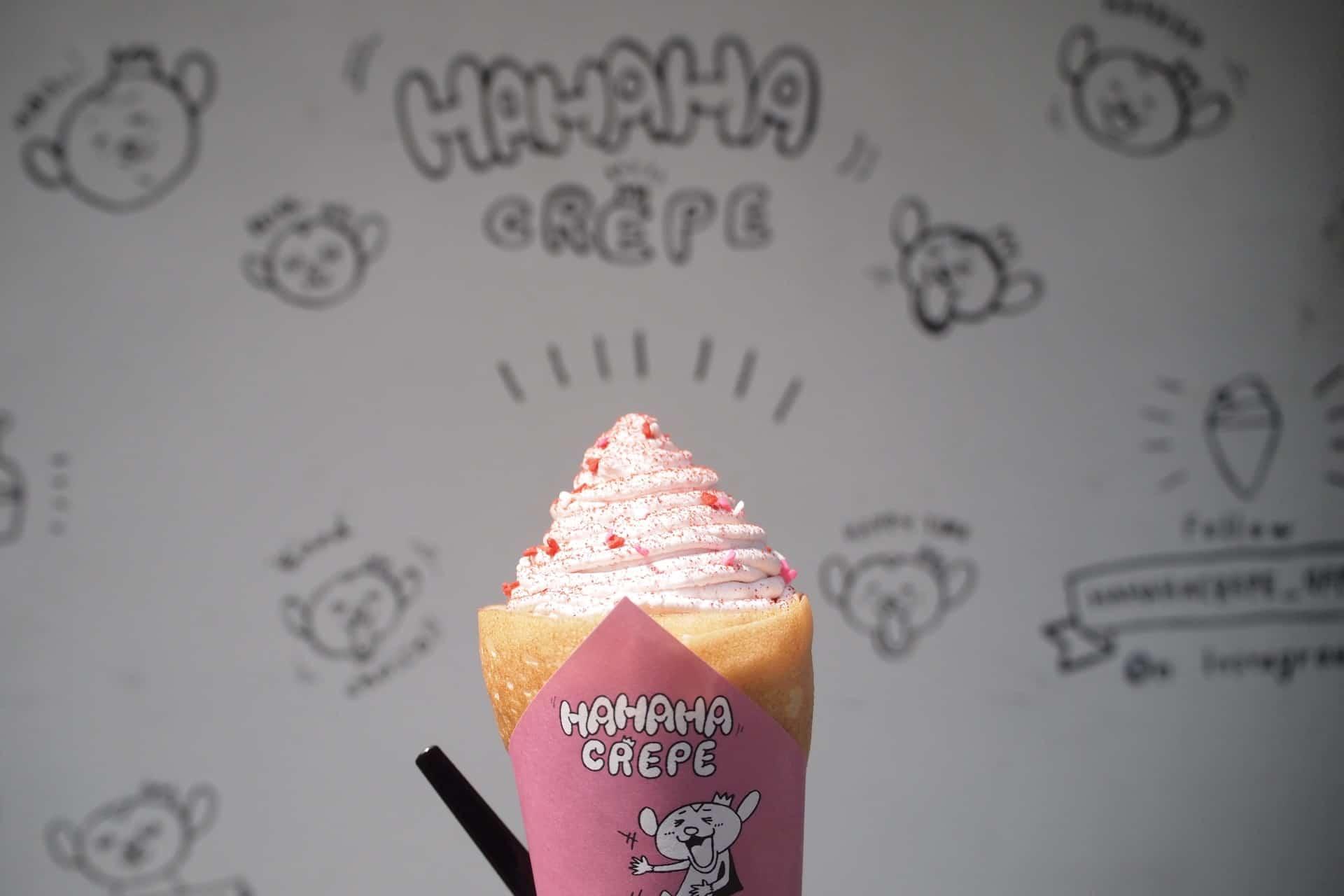 ハハハクレープ − 神戸元町・トアウエストの人気クレープ店。メニュー豊富でインスタ映え!