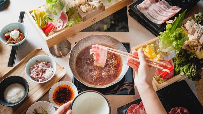 しゃぶしゃぶれたす 三宮店 − 関西&神戸初出店!食べ放題やお得なランチも楽しめる一人鍋