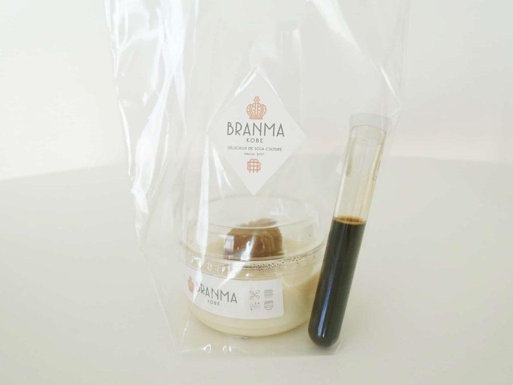 ブランマ神戸 岡本 フェリコット 豆乳ショコラ エスプレッソ