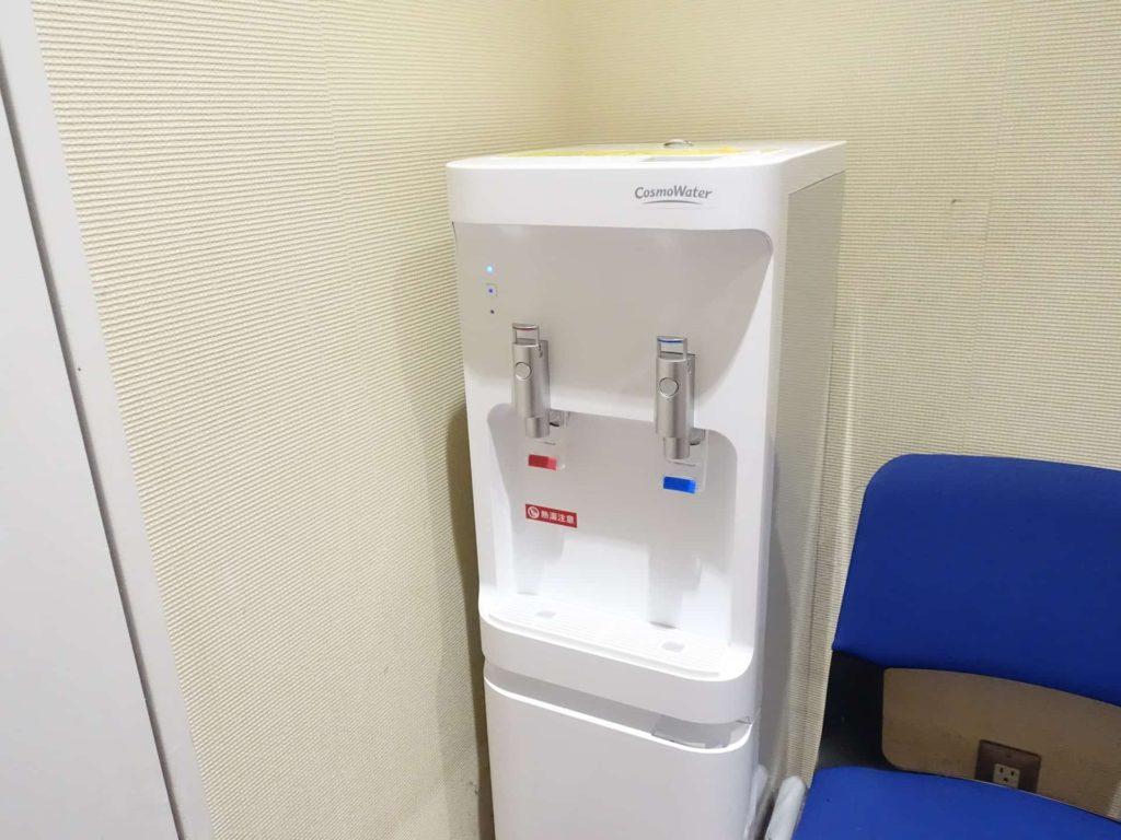 神戸空港 授乳室 2階 ミルク お湯