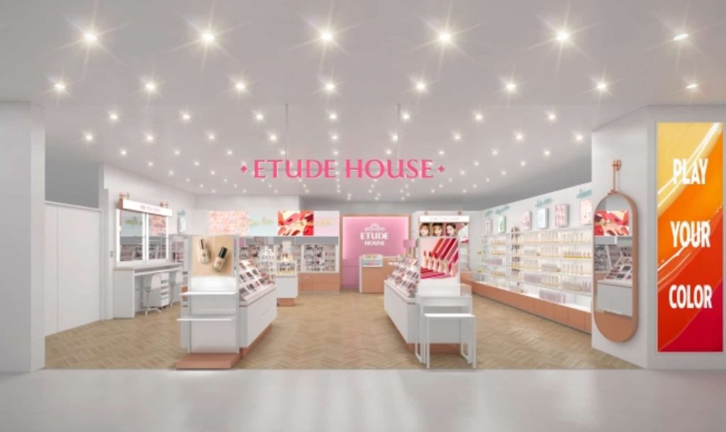 ETUDE HOUSE エチュードハウス 神戸マルイ店 オープン 2019 神戸 三宮 韓国コスメ