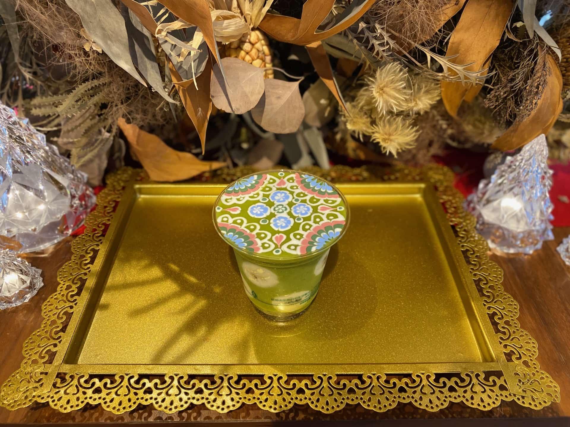 グリーンキタノ(green kitano) − 神戸・北野のスムージー店。美しすぎるアートスムージー!