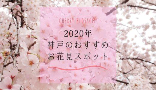 【2020年】神戸で桜を見よう!おすすめ&穴場のお花見スポット9選。開花予想日・満開予想日も