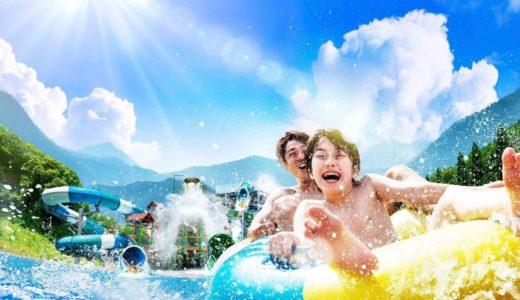 ネスタリゾート神戸のプールは2020年7月2日オープン!料金・スライダーの種類をチェック✔️