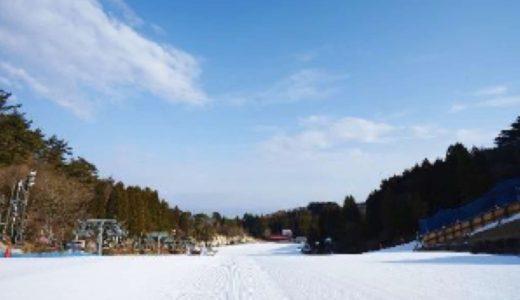 【六甲山スノーパーク2020】11月14日関西最速オープン!料金・営業時間をチェック✔️