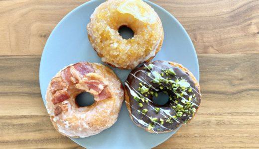 ザ シティ ドーナツ&コーヒー − 北野のアメリカンなドーナツ!ベーコン入りがおすすめ